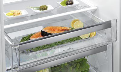 Aeg Kühlschrank Vitafresh : Aeg kühlschrank mit customflex elektriker hausgeräte senden